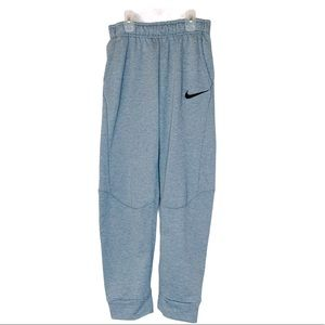 Nike Dry-Fit Youth Gray Sweatpants Joggers Size M